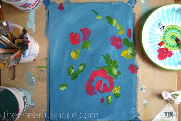 DIY-Floral-Painting-02