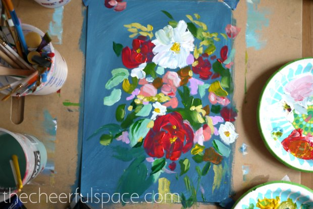 DIY-Floral-Painting-07