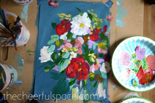 DIY-Floral-Painting-08