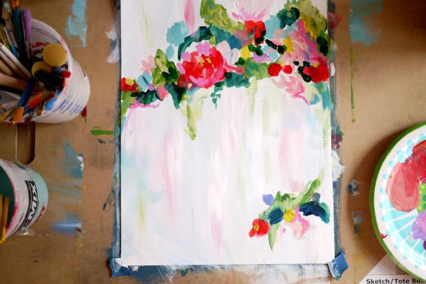DIY-Abstract-Floral-Painting-07
